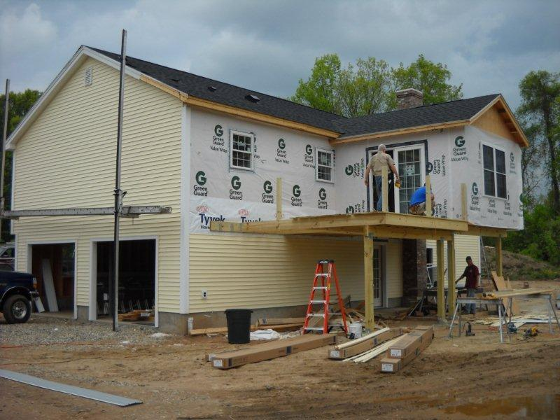Modular home modular homes with walkout basements for Modular homes with basement